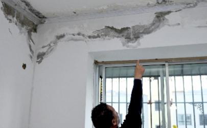 天花板发霉是楼上漏水吗