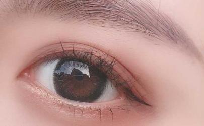 美瞳着色直径13.2大吗
