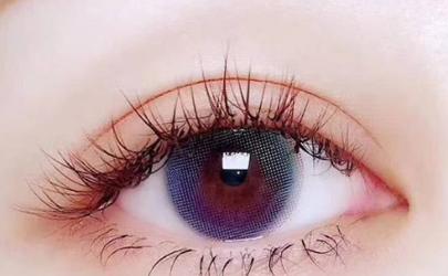 美瞳直径越大越伤眼吗