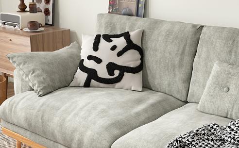 买的沙发里面都是碎乳胶好吗3