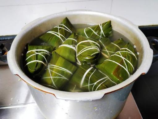 煮粽子的水可以煮粥吗插图2