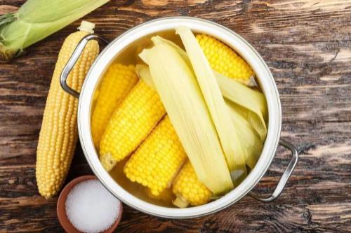 煮粽子的水能煮玉米吗插图