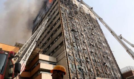 高层火灾15层以上怎么办1