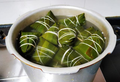 煮粽子的水可以洗脸吗插图