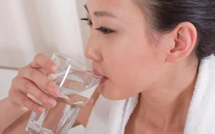 第二天体检晚上能喝水吗插图