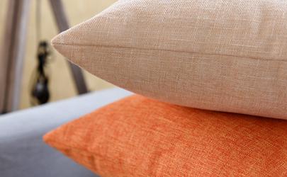 沙发抱枕变形怎样恢复