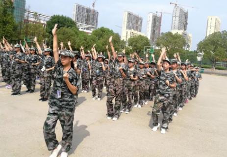 大一新生军训可以染发吗2021插图1