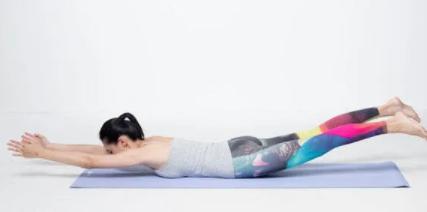 瘦腰瘦肚子的健身操插图2