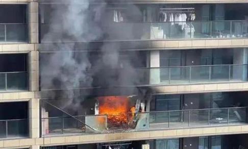 整栋楼着火有人赔偿吗1