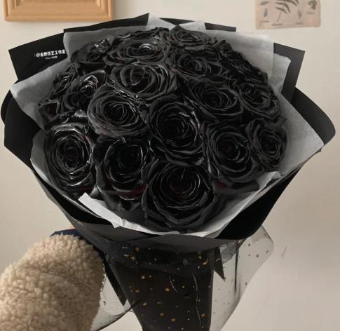 厄瓜多尔黑玫瑰是真的吗插图2