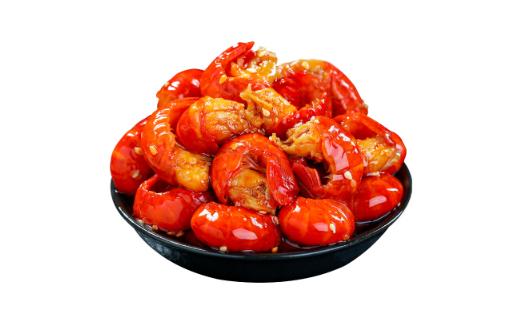 小龙虾只吃虾尾热量高吗插图1