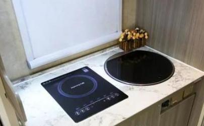 电磁炉黑晶面板如何清洗