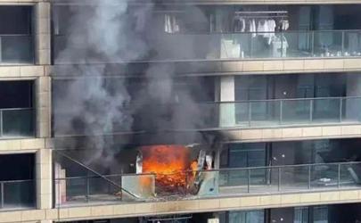 整栋楼着火有人赔偿吗