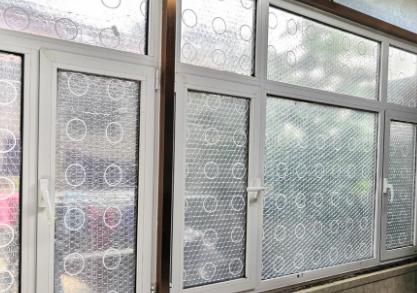 冬天封窗户怎么封保暖2