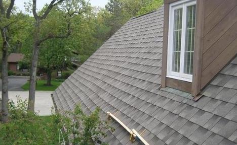 沥青瓦屋面漏水是怎么回事2