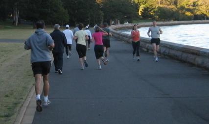 跑步减肥的最佳时间跑多久插图1