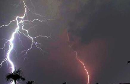 为什么有时候下雨打雷插图1