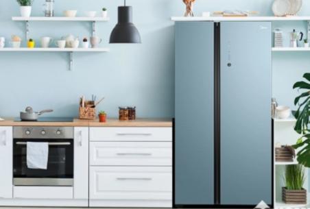 美的鸿蒙冰箱是什么型号1