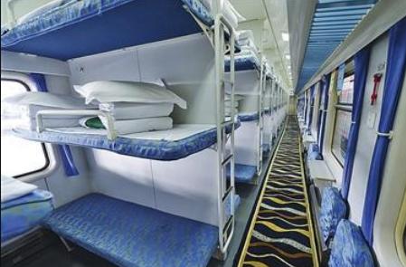 火车卧铺有充电口吗插图2