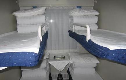 夏天火车卧铺上铺冷还是下铺冷插图