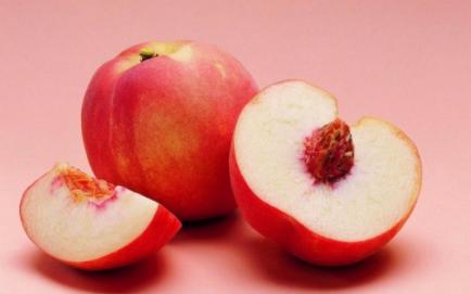 桃子吃了上火不插图