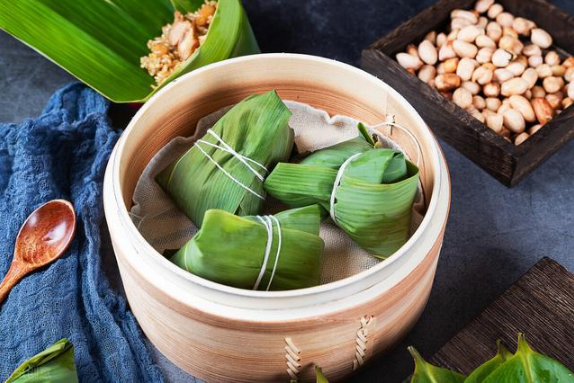 粽子蒸熟后粽叶还是绿色有问题吗插图