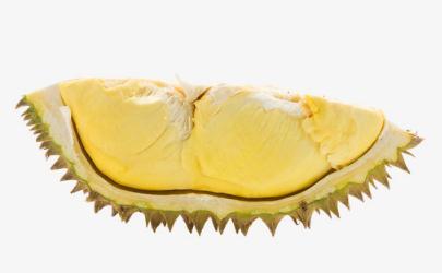 榴莲一半长虫另一半能吃吗