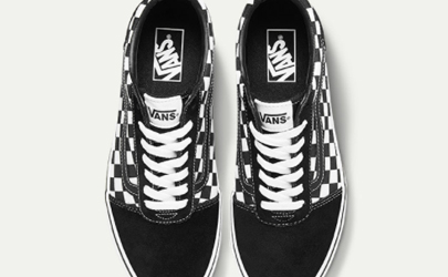 为什么vans的鞋舌会往旁边移