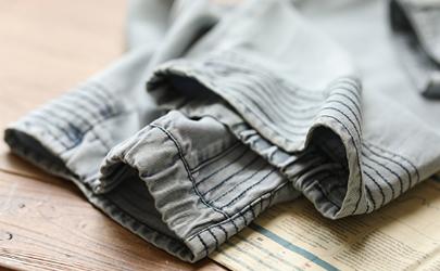 牛仔裤局部掉色想补色可以吗