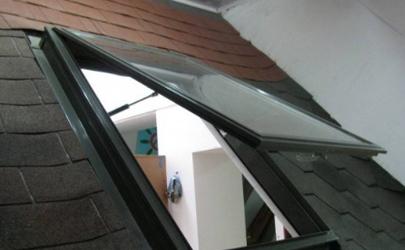 屋顶天窗怎么做不会漏雨