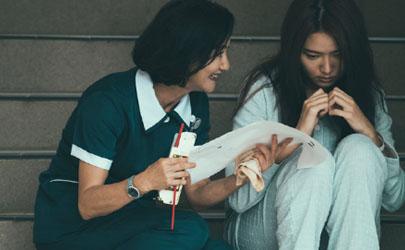 刑侦日记杨碧芯看到的小女孩和旗袍女人是谁