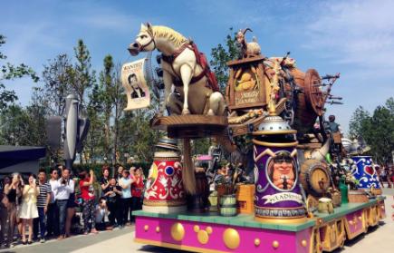 上海迪士尼巡游演出每天都有吗插图