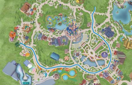 上海迪士尼巡游演出每天都有吗插图3