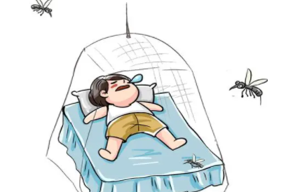 睡觉防蚊子的最好办法插图1