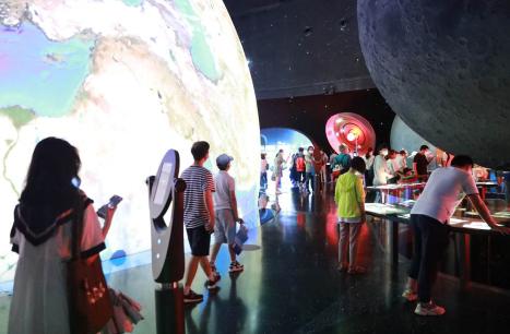 上海天文馆开放了吗2021插图1