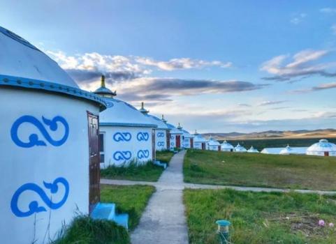 2021年暑假去内蒙古玩热吗插图1