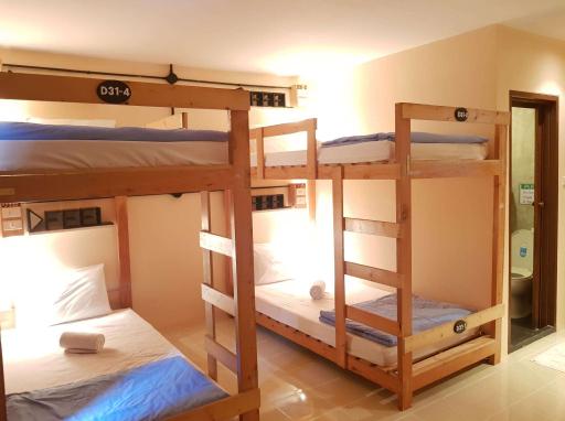六人间宿舍哪个床位最好插图2