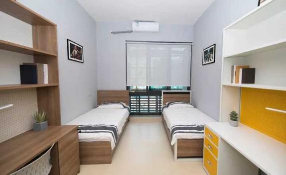 大学宿舍床位是自己选的吗插图