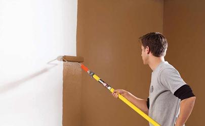 已经刷好的墙面改色要刷几遍