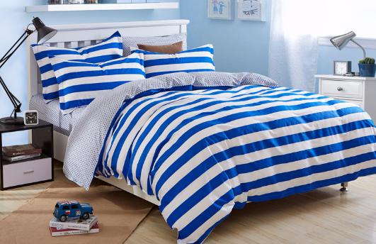 宿舍床单被罩买多大的插图