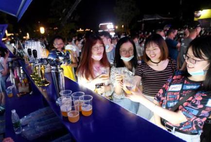 武汉啤酒节门票多少钱2021插图2