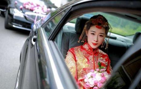 婚车接完新娘是不是直接就走了插图1