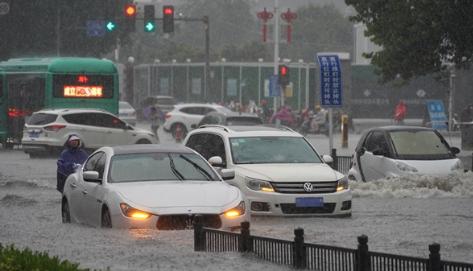 河南暴雨为什么这么大2021插图