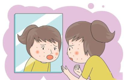 为什么每次来例假前都要长痘插图