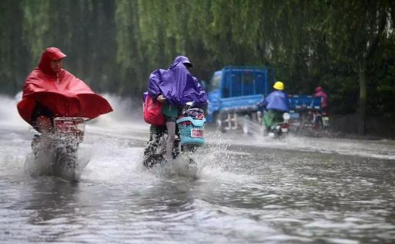 郑州特大暴雨什么时候停2021插图