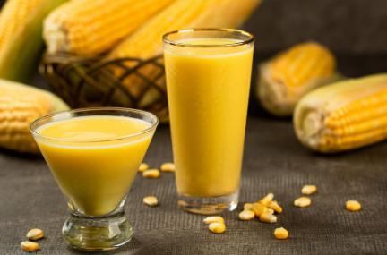 熟玉米可以榨玉米汁吗插图