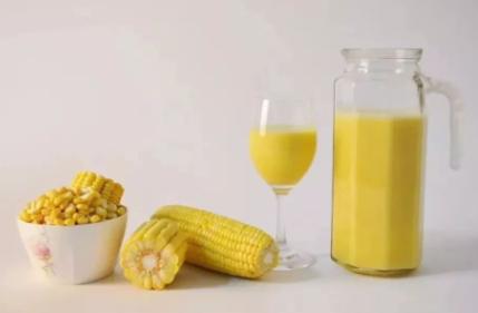 熟玉米可以榨玉米汁吗插图1