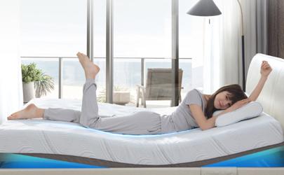 睡觉腰没有贴近床是不是骨盆前倾