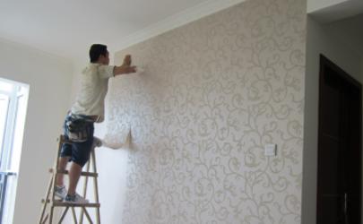 贴墙纸在开关的地方怎么切