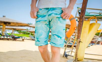 为什么沙滩裤里面有一层网